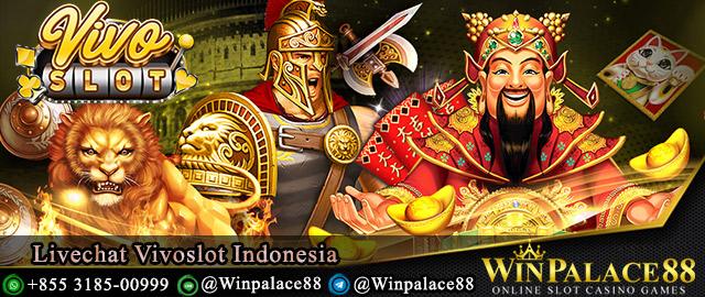 Livechat Vivoslot Indonesia